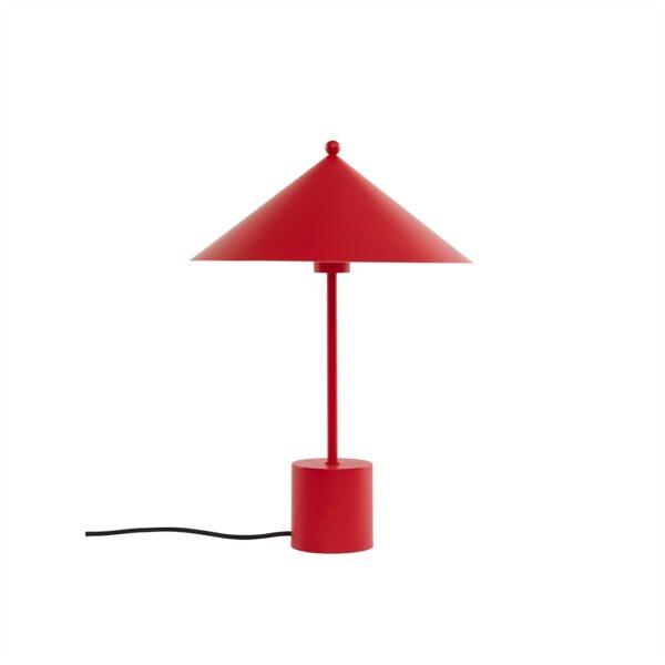 Kasa bordlampe fra OYOY i rød