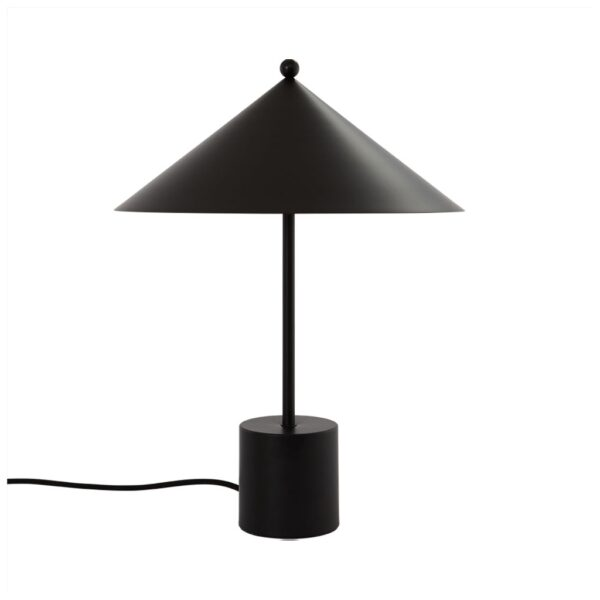 Kasa bordlampe fra OYOY i sort