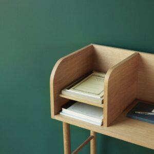 Skrivebord fra Hübsch i natur
