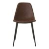 Found spisebordsstol fra House Doctor i brun