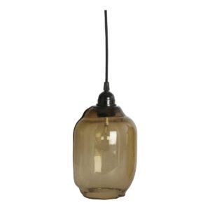 Goal lampeskærm fra House Doctor i røg grå