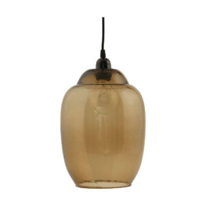 Goal lampeskærm fra House Doctor i røg grå - stor
