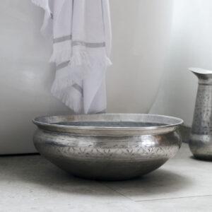 Althea balje fra Meraki i antik sølv