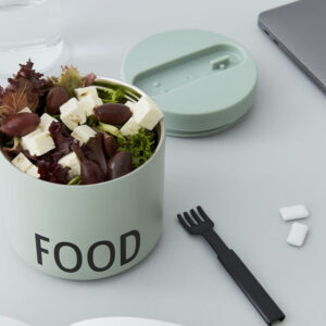 Design Letters Termo Lunch box i grøn 530 ml