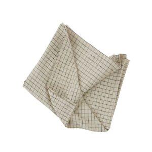 OYOY grid dug 200x140 cm med tern