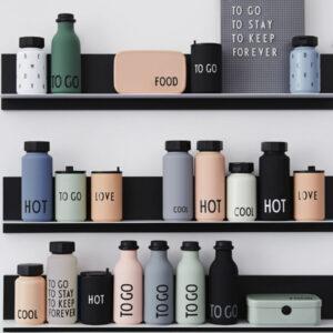 Love termoflaske fra Design Letters i lilla