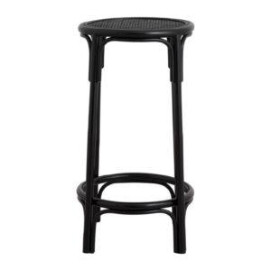 NEN barstol fra Nordal i sort bambus