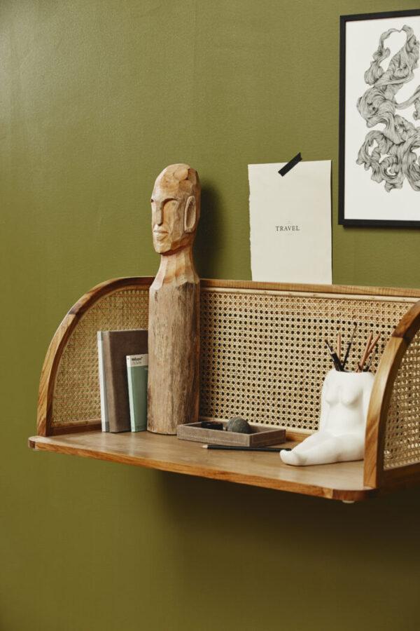 MERGE væghængt bord fra Nordal i natur
