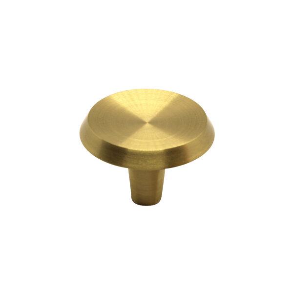 MOUD Home pin messing knage Ø3,5 cm