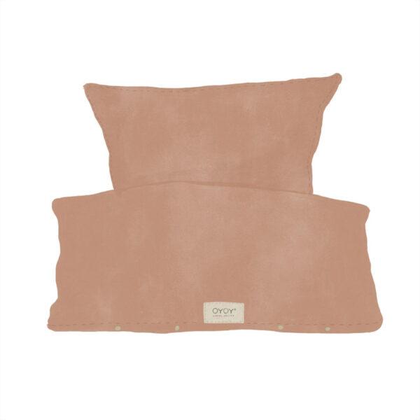 OYOY nuku brun sengetøj