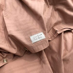 OYOY nuku sengetøj i dark powder - 140x200 cm
