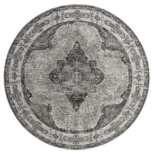 VENUS gulvtæppe fra Nordal i grå