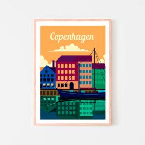 BilledGrossisten Copenhagen plakat
