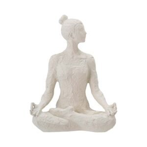 Bloomingville adelina figur - yoga stilling