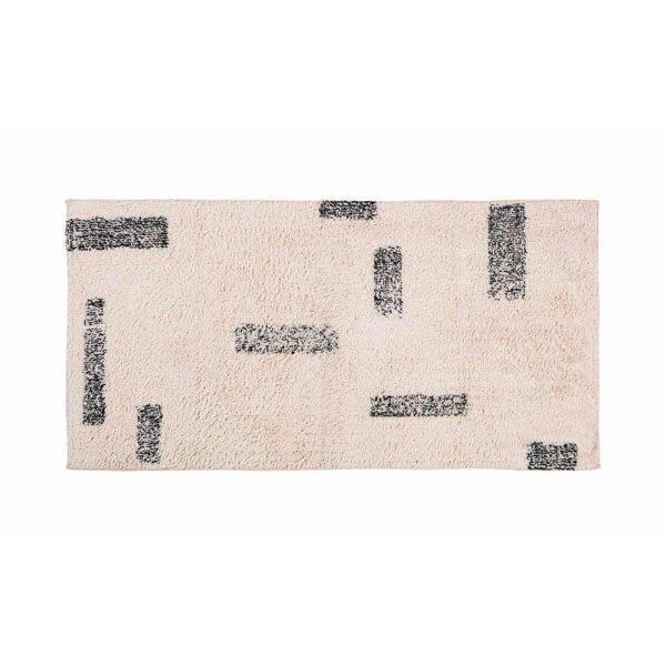 Broste Copenhagen Amira gulvtæppe 70x140 cm