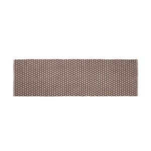 Broste Copenhagen Boris gulvtæppe brun 60x200 cm