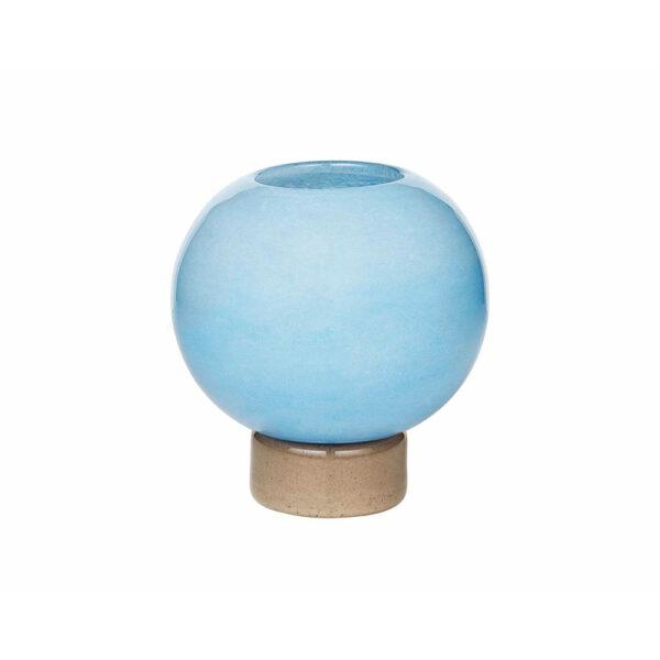 Broste Copenhagen Mari vase i blå