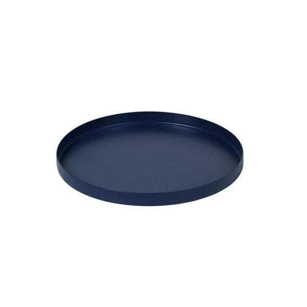 Broste Copenhagen rund bakke i blå jern