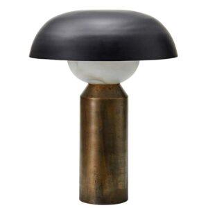 House Doctor bordlampe, Big Fellow, i antikmessing finish