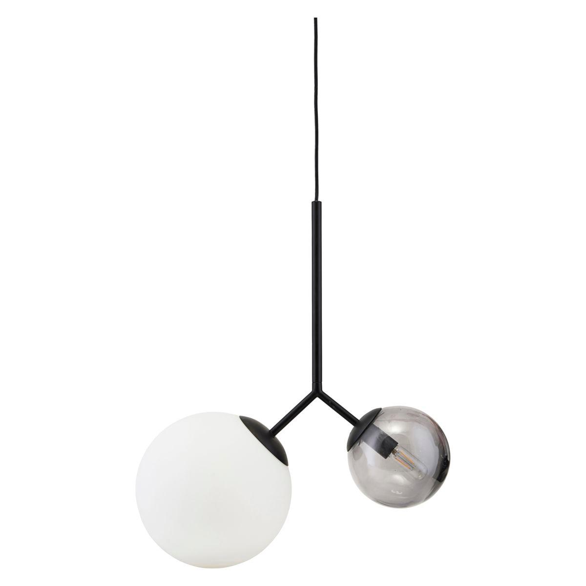 Køb House Doctor Twice loftlampe i sort