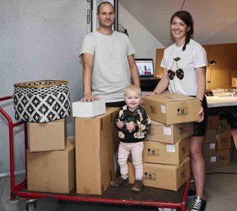 Packhouse Denmark teamet